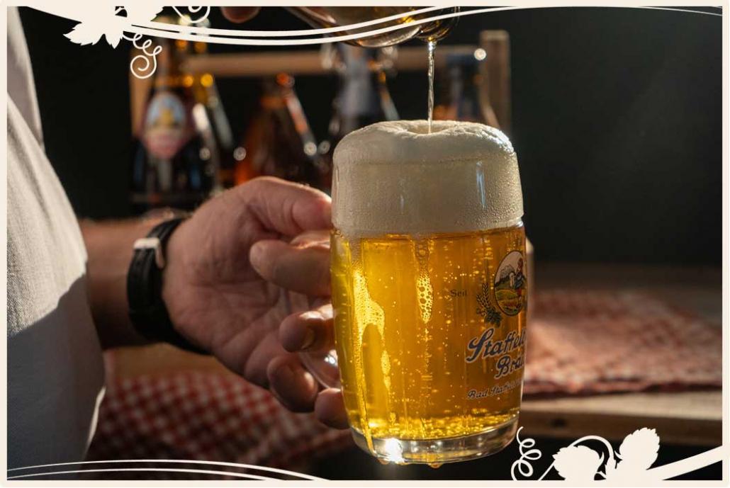 Bier von Frankens Brauereien